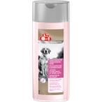8in1 Moisturising & Conditioning Rinse увлажняющий кондиционер-ополаскиватель для собак, 250 мл