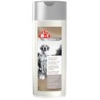 8in1 White Pearl Shampoo шампунь для собак светлых окрасов, 250 мл