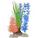 GloFish набор растений (S оранжевое, М зеленое, L синее)