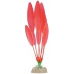 GloFish растение пластиковое флуоресцентное, размер L, оранжевый