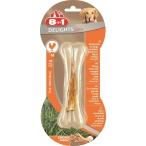 8in1 DELIGHTS Strong M косточка сверхпрочная с куриным мясом для средних и крупных собак 14,5 см
