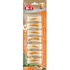 8in1 DELIGHTS Strong XS косточки сверхпрочные с куриным мясом для мелких собак 7х7,5 см