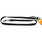 Hunter Smart поводок для собак Ecco 20/100 нейлон черный