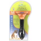 Furminator фурминатор для собак средних короткошерстных пород Short Hair Medium Dog 7 см