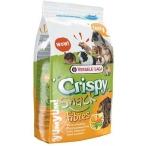 Versele Laga дополнительный корм для грызунов с клетчаткой Crispy Snack Fibres, 650 г