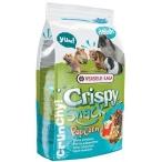 Versele Laga дополнительный корм для грызунов с попкорном Crispy Snack Popcorn, 650 г