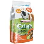 Versele Laga корм для морских свинок Crispy Muesli Guinea Pigs с витамином С, 400 г