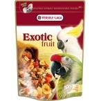 Versele Laga корм для крупных попугаев с фруктами Exotic Fruit, 600 г