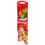 Versele Laga палочка для средних попугаев Prestige с орехами и медом 1х70 г
