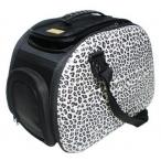 Ibbiyaya складная сумка-переноска для собак и кошек до 6 кг сафари
