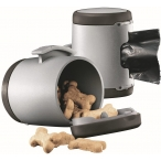 Flexi VARIO аксессуар Multi box S-M/L (бокс для лакомств/пакетиков д/сбора фекалий) антрацит