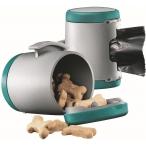 Flexi VARIO аксессуар Multi box S-M/L (бокс для лакомств/пакетиков д/сбора фекалий) бирюзовый