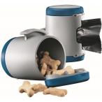 Flexi VARIO аксессуар Multi box S-M/L (бокс для лакомств/пакетиков д/сбора фекалий) синий