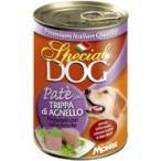Корм Special Dog консервы для собак паштет рубец ягненка, 400 г