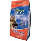 Корм Special Dog корм для собак с особыми потребностями (с чувствительной кожей и пищеварением) ягненок/рис, 4 кг