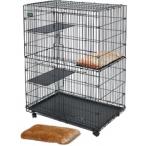 Midwest клетка для кошек Cat Playpens 89,5х59х120,6h см