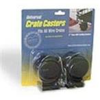 Midwest колеса для клеток Universal Crate Caster универсальные 2 шт
