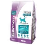 Корм Gemon Cat Urinary для профилактики мочекаменной болезни для взрослых кошек с курицей и рисом, 400 г