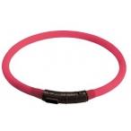 Hunter cветящийся шнурок на шею LED 20-70 см розовый