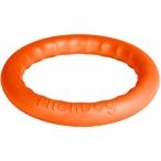 PitchDog 30 - Игровое кольцо для апортировки d 28 оранжевое