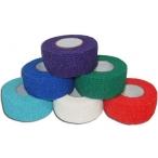 """Andover PetFlex бандаж 2,5 см х 4,5 м цвета """"радуга"""" (в пакете 2 шт.)"""