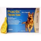 Novartis Elanco Прак-тик для собак 22-50 кг (3 пипетки)