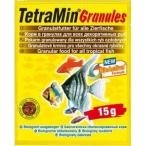 Tetra TetraMin Granules корм для всех видов рыб в гранулах, 15 г
