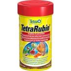 Tetra TetraRubin корм в хлопьях для улучшения окраса всех видов рыб, 100 мл