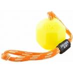 JULIUS-K9 флуоресцентный мячик на шнурке, 6 см