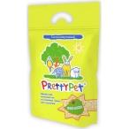 PrettyCat наполнитель осиновый для грызунов и птиц, 6 л