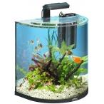 Tetra аквариумный комплекс дуговой Tetra AquaArt Explorer Line LED Tropical, черный, 60л