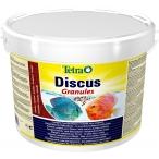 Tetra Discus Granules корм для дискусов в гранулах (ведро), 10 л