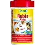 Tetra Rubin Flakes корм в хлопьях для улучшения окраса всех видов рыб, 1 л