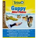 Tetra Guppy Mini Flakes корм в хлопьях для гуппи, 12 г
