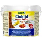 Tetra Cichlid Colour Pellets корм для всех видов цихлид для улучшения окраса (ведро), 10 л