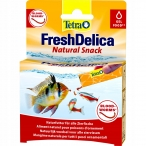 Tetra FreshDelica Bloodworms корм мотыль в желе, 48 г