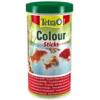 Tetra Pond Color корм для прудовых рыб в гранулах для окраски, 1 л