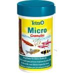 Tetra корм для мелких видов рыб Micro Granules, 100 мл