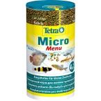 Tetra корм для мелких видов рыб Micro Menu, 100 мл