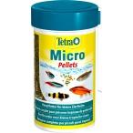 Tetra корм для мелких видов рыб Micro Pellets, 100 мл