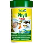 Tetra Phyll Flakes корм для всех видов рыб, растительные хлопья, 1 л