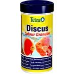 Tetra Discus Colour Granules корм для дискусов красного окраса, гранулы, 250 мл
