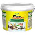 Tetra Pleco Veggie Wafers корм для донных рыб с цукини, 3.6 л