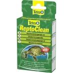 Tetra средство для очищения и дезинфекции воды в акватеррариумах ReptoClean, 12 капсул