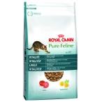 Корм Royal Canin Pure Feline Lively для активности кошки, 1.5 кг