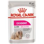 Корм Royal Canin Exigent (паштет) для собак привередливых в питании, 85 г