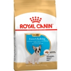Корм Royal Canin French Bulldog Puppy для щенков французского бульдога до 12 мес., 10 кг