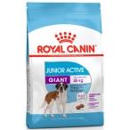 Корм Royal Canin Giant JUNIOR ACTIVE для энергичных щенков гигантских пород 8-24 мес., 15 кг