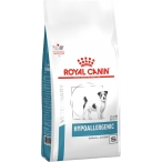 Корм Royal Canin Hypoallergenic Small Dog для собак менее 10 кг с пищевой аллергией/непереносимостью, 3.5 кг