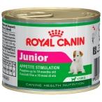 Корм Royal Canin Junior (мусс) для щенков 2-10 мес., 195 г